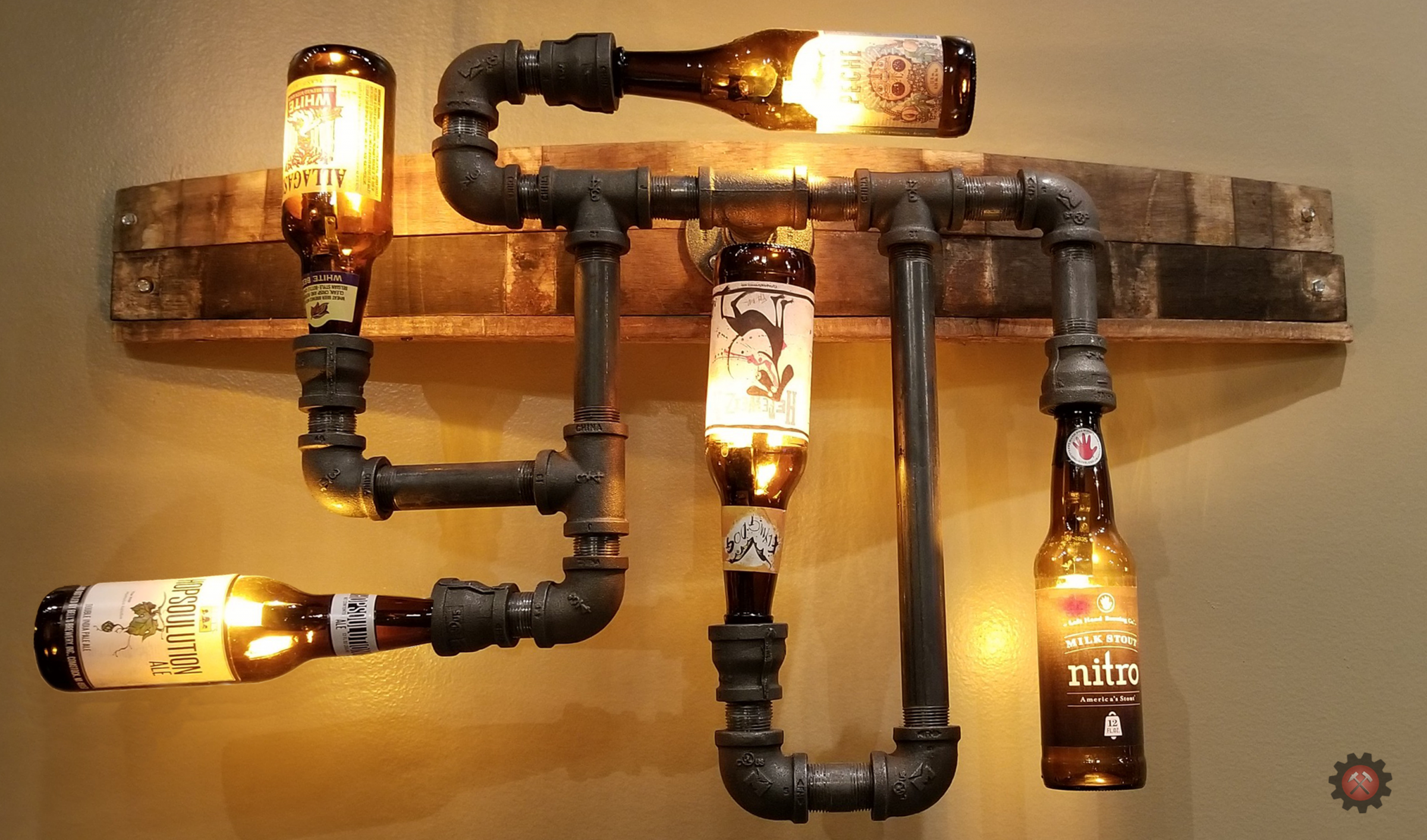 Industrial Beer Light