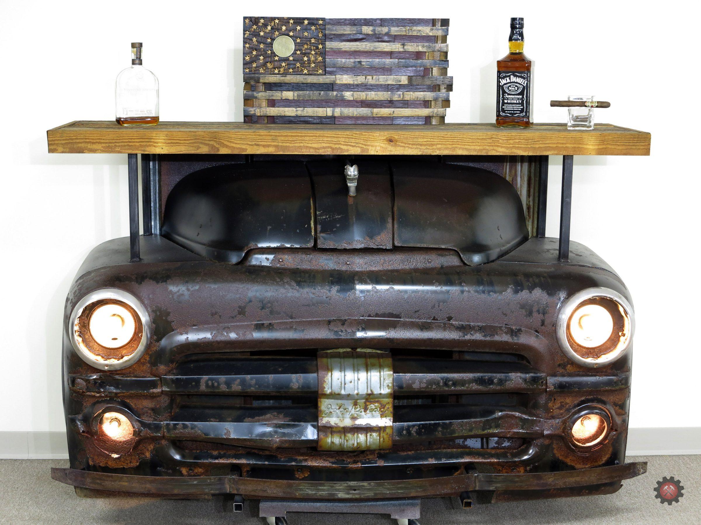 54 Dodge Truck Bar