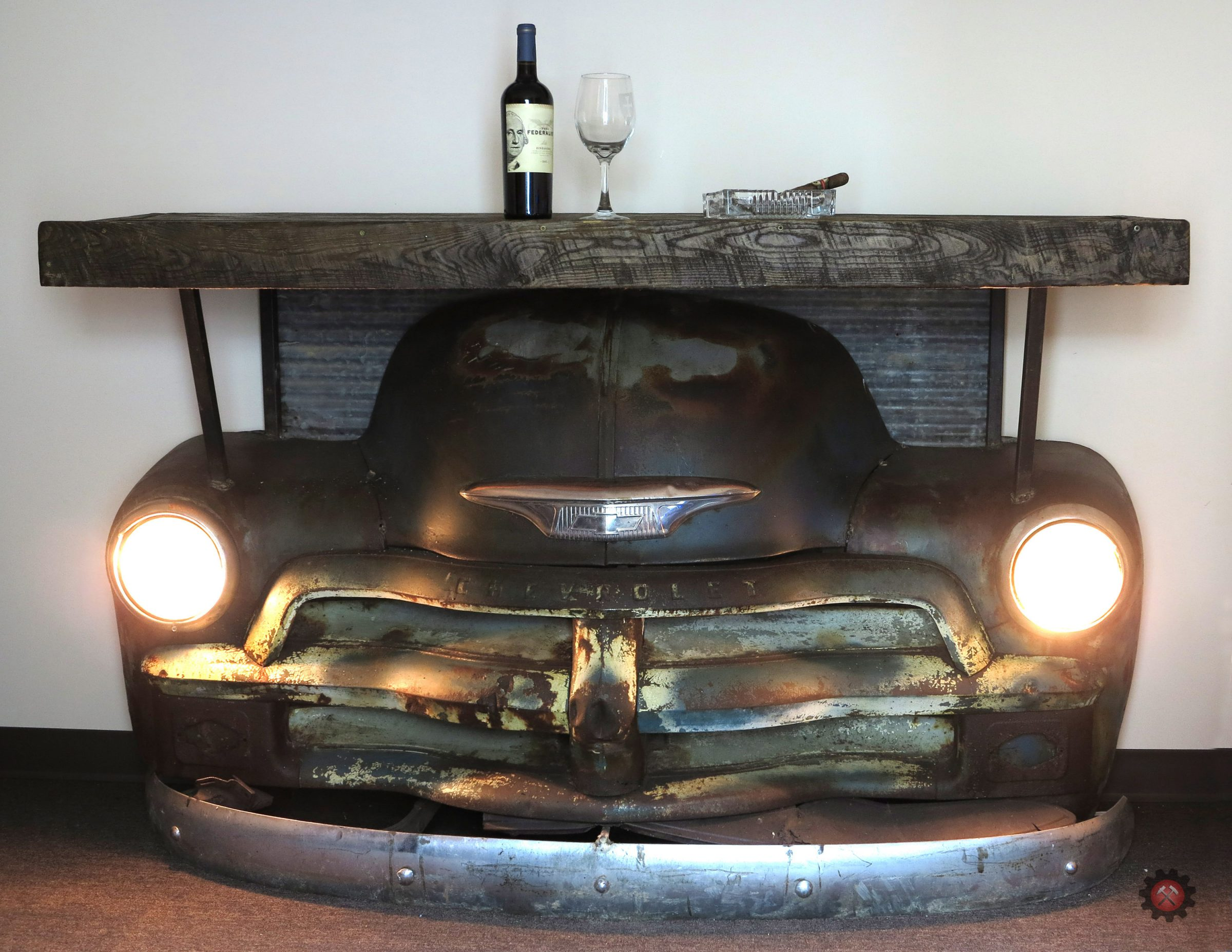 54/55 Chevy Truck Bar