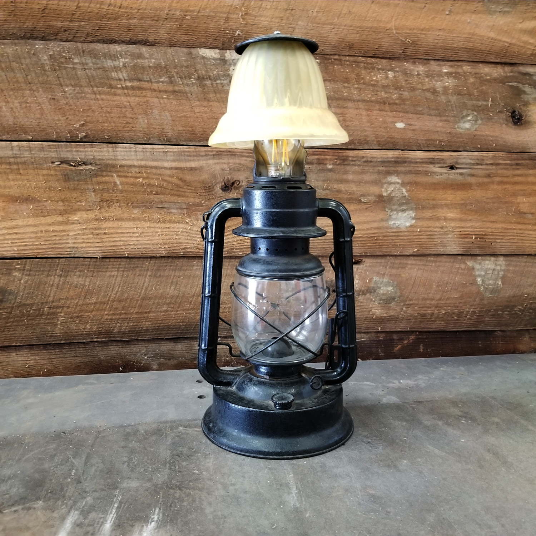 Railroad Lantern Light