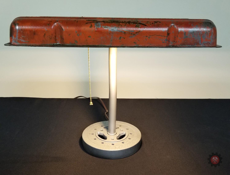 1960s Chevrolet Desk Lamp