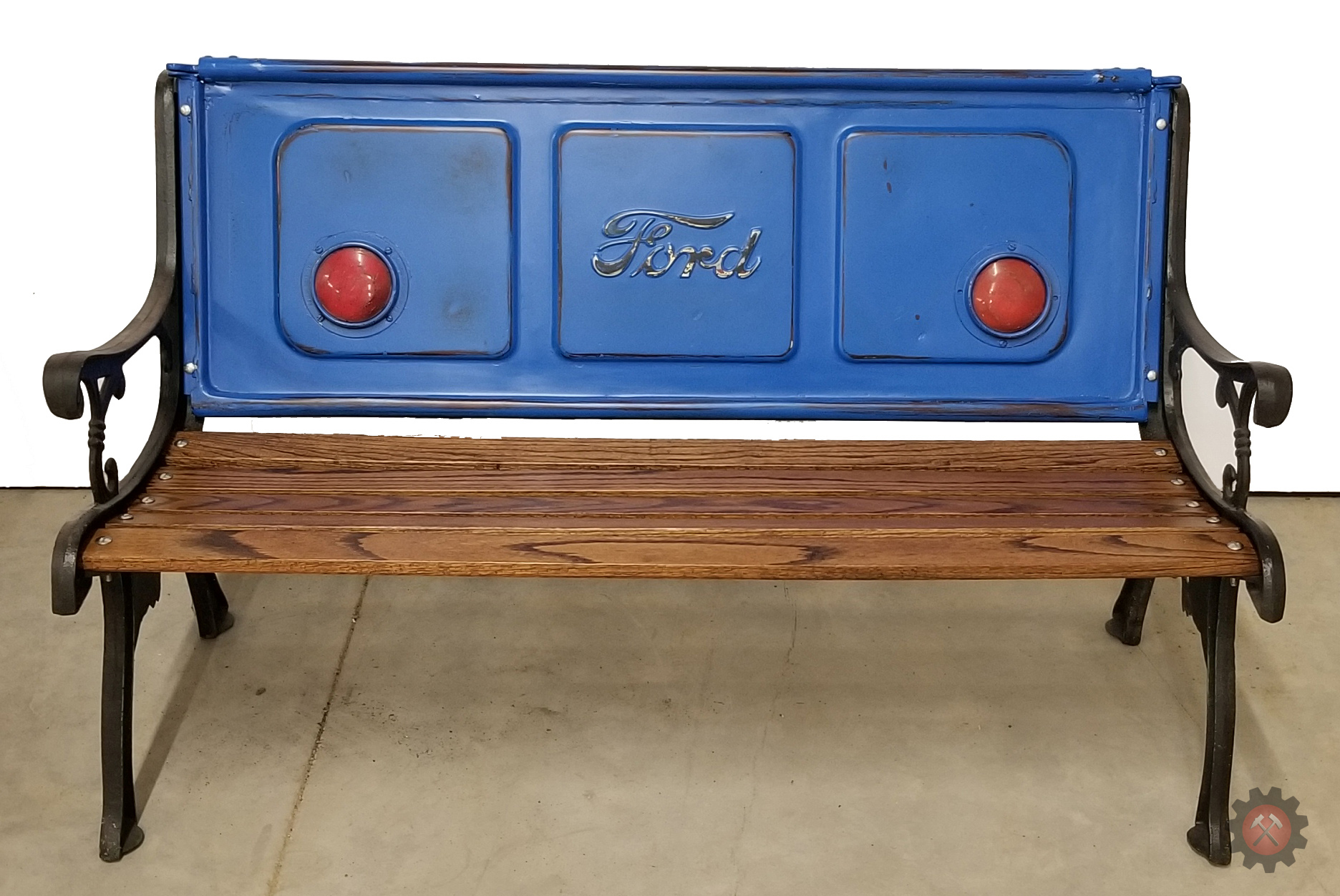 Ford F100 Tailgate Bench