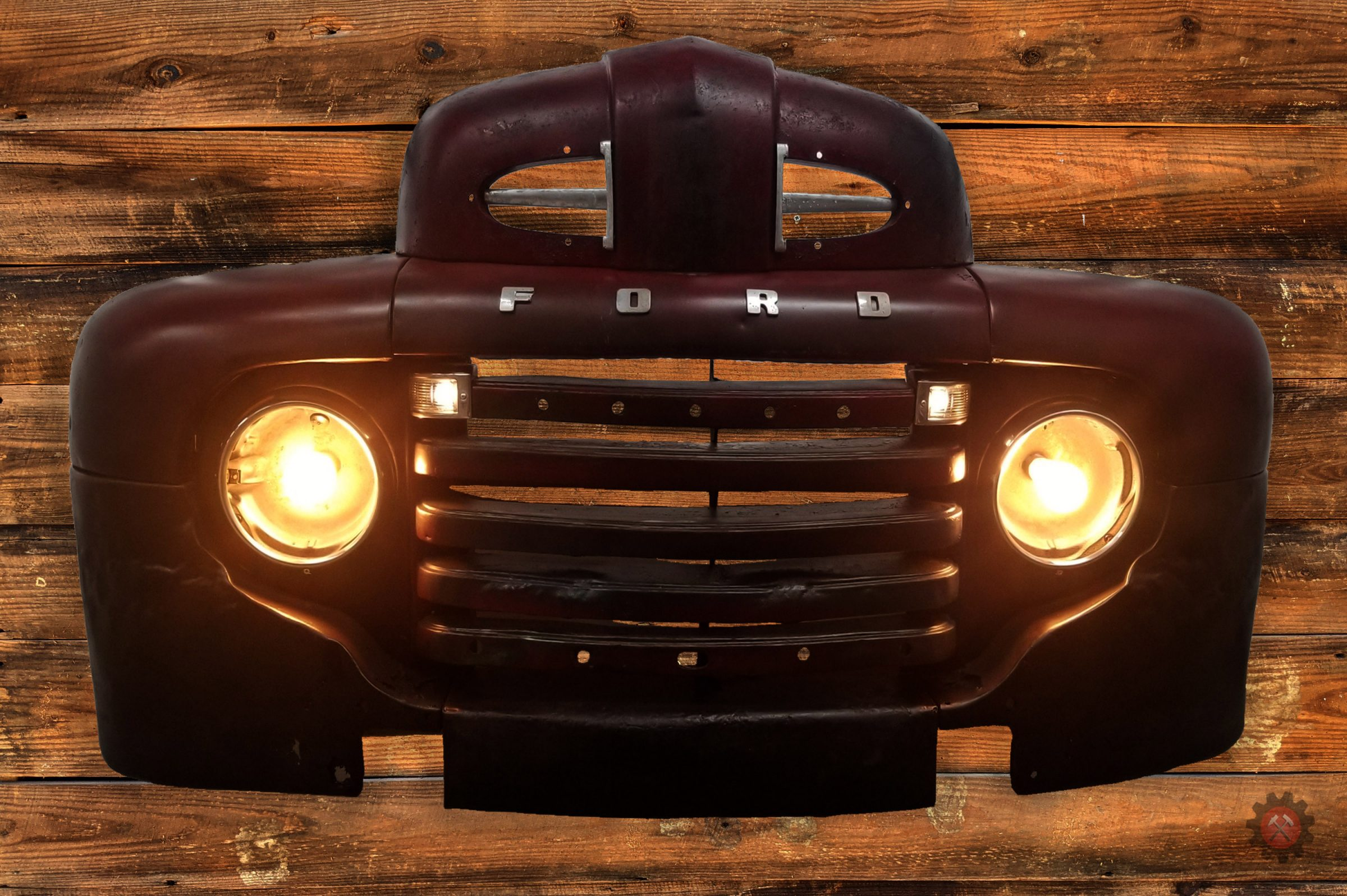 49 Ford F1 Wall Hanger